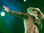 Criolo mostrou o rap paulistano no segundo dia do Lollapalooza Brasil